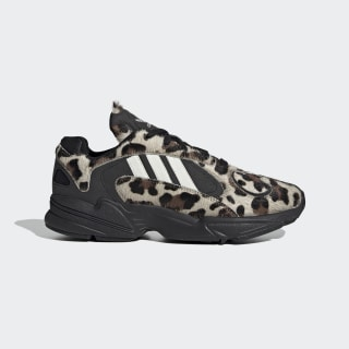 Chaussure Yung-1 Core Black / Off White / Simple Brown EG8726