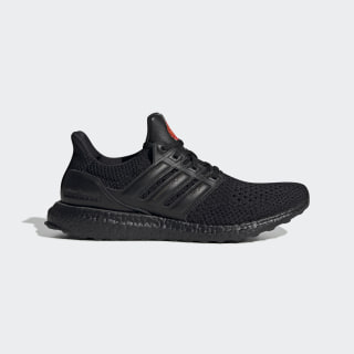 Manchester United Ultraboost Clima Schuh Core Black / Core Black / Real Red EG8088