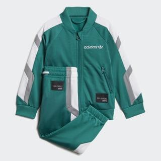 Conjunto Chaqueta y Pantalón  EQT SUB GREEN/GREY THREE F17/WHITE SUB GREEN S13/GREY THREE F17/WHITE D98790