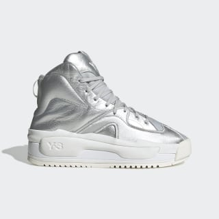 Y-3 Hokori Silver Metallic / Cloud White / Silver Metallic EH1409