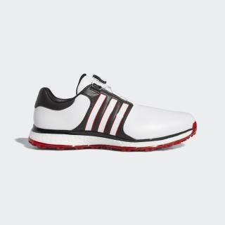 Tour360 XT-SL Boa Shoes Ftwr White / Core Black / Scarlet F34190