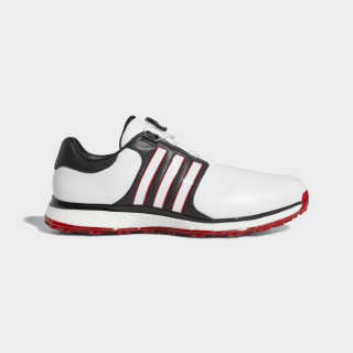 Tour360 XT-SL Boa Wide Shoes Cloud White / Core Black / Scarlet F34190