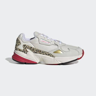 Falcon Shoes Chalk White / Off White / Scarlet FV8079