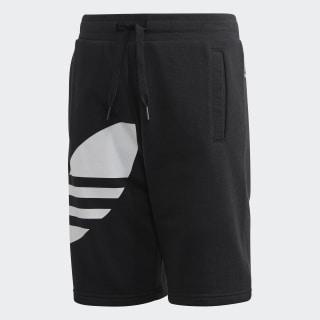 Big Trefoil Short Black / White FM5655