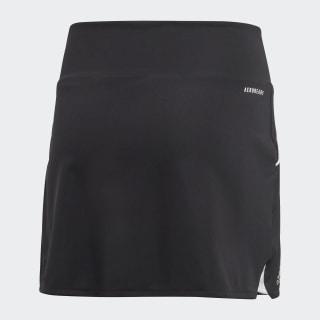 Club Skirt Black / Matte Silver / White FK7146