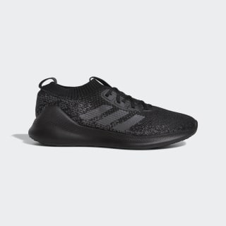 Purebounce+ Shoes Core Black / Night Met. / Grey Six G27966