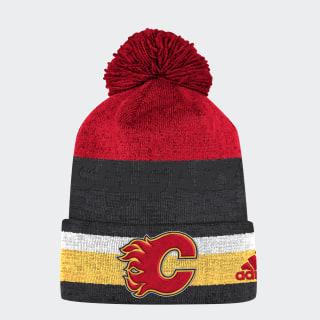 Flames Team Cuffed Pom Beanie Nhlcfl CX3147