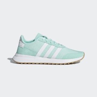 FLB_Runner Shoes Turquoise/Ftwr White/Gum 4 DB2122