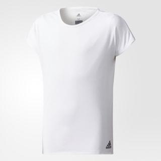 YG TR KNIT TEE White CE6109