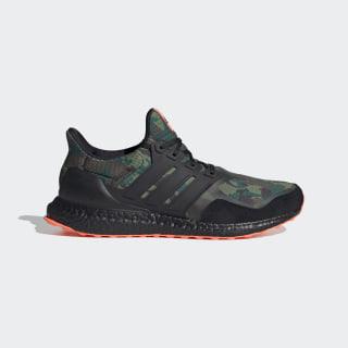 Ultraboost Shoes Collegiate Green / Core Black / Signal Coral FX8930