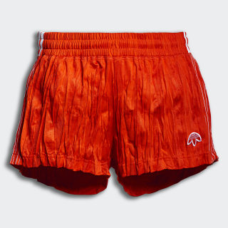 adidas Originals by Alexander Wang Shorts Bold Orange/White DN0255