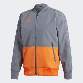 Парадная куртка Condivo 18 onix / orange CF4312