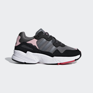 Chaussure Yung-96 Grey Four / Grey / Light Pink F35274