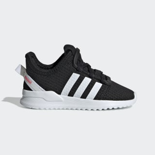 U_Path Run Shoes Core Black / Cloud White / Shock Red G28120