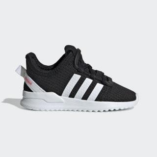 U_Path Run Shoes Core Black / Cloud White / Shock Red G28120