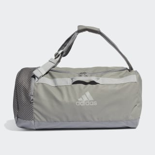 4ATHLTS ID Duffel Bag Medium Grey Three / Grey Two / White FI7956