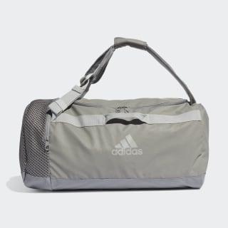 4ATHLTS ID Duffel Bag Medium Grey Three / Grey Two / White FI7956