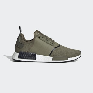 NMD_R1 Shoes Raw Khaki / Raw Khaki / Core Black EE5087