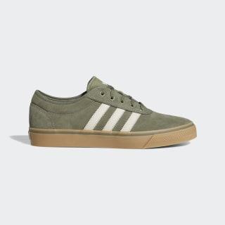 Adiease Shoes Legacy Green / Clear Brown / Gum EG2489