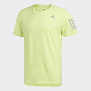 Playera Response Semi Frozen Yellow CE7259