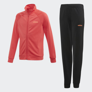 Pants Con Sudadera Yg Entry Ts Core Pink / Black / Signal Coral FM6568
