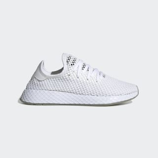 Кроссовки Deerupt Runner ftwr white / core black / sesame EE5673