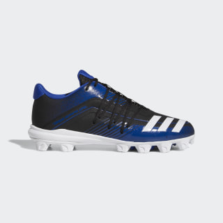 Afterburner 6 Grail MD Cleats Core Black / Cloud White / Collegiate Royal G27670