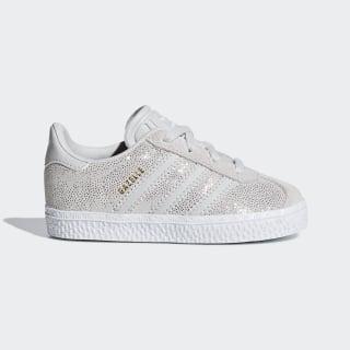 Gazelle Shoes Grey One / Ftwr White F34584