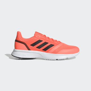 Zapatillas para correr Nova Flow Signal Coral / Cloud White / Core Black EH1361