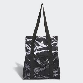Bolso Shopper  ID Graphic BLACK/WHITE/BLACK CZ5882