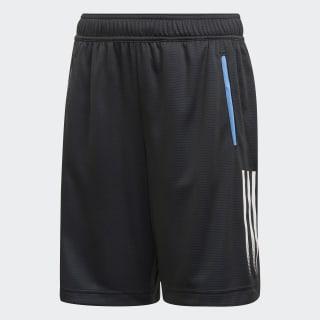 AEROREADY Shorts Black / Lucky Blue / White FK9497