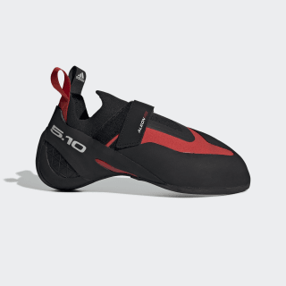 Five Ten Climbing Aleon Shoes Core Black / Active Red / Grey One BC0861