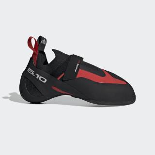 Scarpe da climbing Five Ten Aleon Core Black / Active Red / Grey One BC0861