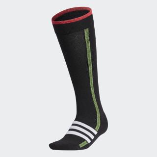 Creator Under-the-Knee Socks Black / White FM3223