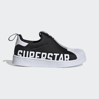 Sapatos Superstar 360 X Core Black / Cloud White / Cloud White EG3398