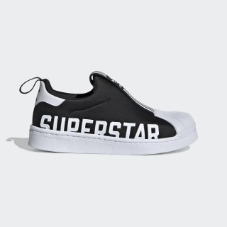 Zapatilla Superstar 360 X Core Black / Cloud White / Cloud White EG3398