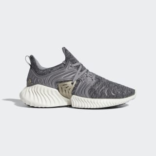 Кроссовки для бега Alphabounce Instinct CC grey two f17 / cyber met. / grey three f17 EF1174