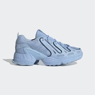 Tenis EQT GAZELLE W glow blue/glow blue/tech mineral EE4822