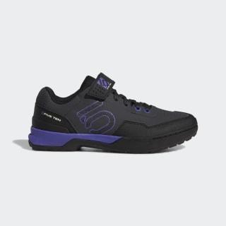 Five Ten Mountain Bike Kestrel Lace Shoes Carbon / Purple / Core Black BC0769