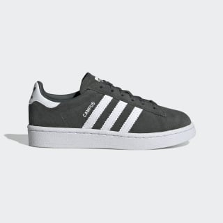 Campus Shoes Grey /  Ftwr White  /  Ftwr White CG6654