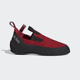 Five Ten Moccasym Climbing Shoes Power Red / Core Black / Matte Silver BC0891
