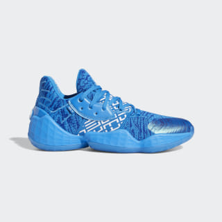 Harden Vol. 4 Shoes Collegiate Royal / Cloud White / Bright Blue EH2408