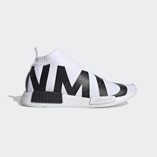 NMD_CS1 Primeknit Shoes Cloud White / Cloud White / Core Black EG7538