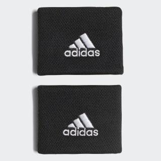 Tennis Wristband Small Black / White CF6280
