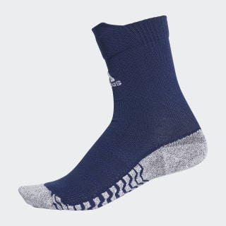 Ponožky Alphaskin Traxion Ultralight Crew Dark Blue / White CV7680