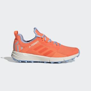 Terrex Speed LD Shoes Hi-Res Coral / Hi-Res Coral / Glow Blue G26441