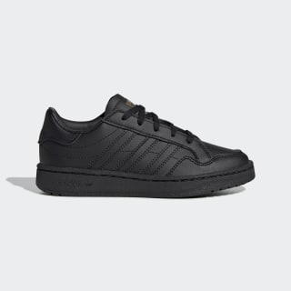 Team Court Shoes Core Black / Core Black / Cloud White EF6818