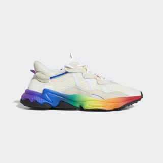 OZWEEGO Pride Shoes Off White / Blue Tint / Core Black EG1076