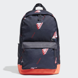 Classic Backpack Legend Ink / Solar Red / White FJ9361