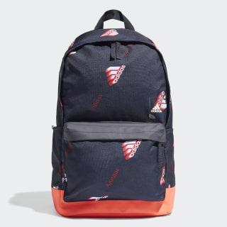 Classic Backpack Legend Ink / Solar Red / White FJ9361